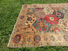 Kayseri rug with fine Manchester wool - bosphorusrugs  - 7