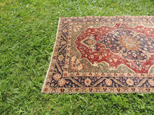 Medallion Turkish Kayseri area rug - bosphorusrugs  - 6