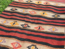 Turkish runner kilim Malatya - bosphorusrugs  - 6