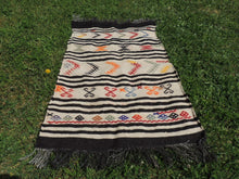 Boho kilim rug - bosphorusrugs  - 3