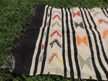 Boho kilim rug - bosphorusrugs  - 4