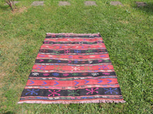 "Turkish nomad kilim ""Balikesir"" - bosphorusrugs  - 3"
