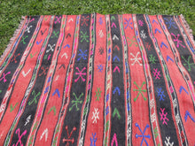 "Turkish nomad kilim ""Balikesir"" - bosphorusrugs  - 4"
