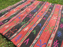 "Turkish nomad kilim ""Balikesir"" - bosphorusrugs  - 5"