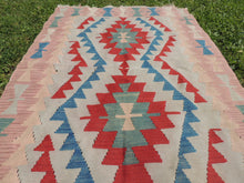 Kayseri Turkish kilim rug - bosphorusrugs  - 5