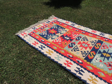 Silk Kayseri Kilim Rug - bosphorusrugs  - 5