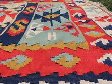 Silk Kayseri Kilim Rug - bosphorusrugs  - 6