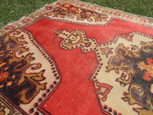 Vintage Turkish Area rug with low piles - bosphorusrugs  - 8