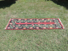 Karabagh kilim runner rug - bosphorusrugs  - 4