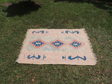 Turkish kilim rug Pinky - bosphorusrugs  - 5