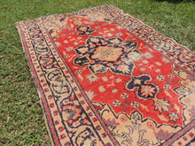 Vintage Worn Turkish Carpet - bosphorusrugs  - 4