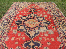 Vintage Worn Turkish Carpet - bosphorusrugs  - 5
