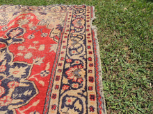 Vintage Worn Turkish Carpet - bosphorusrugs  - 6