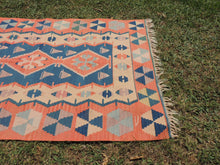 Turkish boho kilim rug - bosphorusrugs  - 7