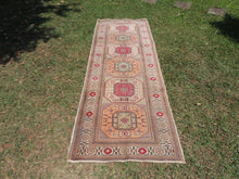 Turkish runner rug Kayseri Kazakh style - bosphorusrugs  - 2