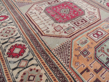 Turkish runner rug Kayseri Kazakh style - bosphorusrugs  - 6