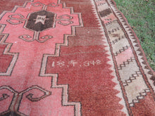 1978 Dated Turkish runner rug - bosphorusrugs  - 8