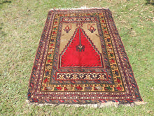 40's Anatolian prayer rug - bosphorusrugs  - 2