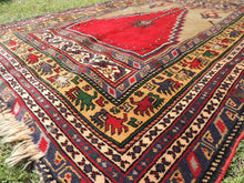 40's Anatolian prayer rug - bosphorusrugs  - 6