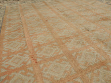 Large Pastel Turkish area rug Milas - bosphorusrugs  - 5