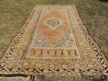 "Turkish ""Earthy"" area rug - bosphorusrugs  - 6"