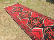 Red runner rugs
