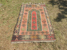 Lovely prayer kilim rug - bosphorusrugs  - 2