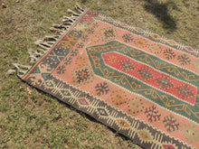 Lovely prayer kilim rug - bosphorusrugs  - 5