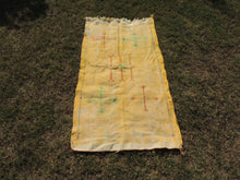 Yellow silk kilim rug - bosphorusrugs  - 2