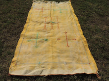 Yellow silk kilim rug - bosphorusrugs  - 4