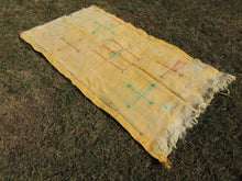 Yellow silk kilim rug - bosphorusrugs  - 5