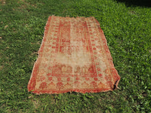 Worn Turkish area rug - bosphorusrugs  - 2