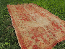 Worn Turkish area rug - bosphorusrugs  - 4