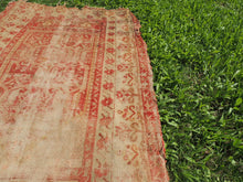 Worn Turkish area rug - bosphorusrugs  - 5