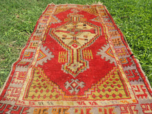 Turkish Guney area rug - bosphorusrugs  - 5