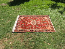 Red Persian wool carpet - bosphorusrugs  - 5