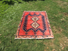 Tribal Persian area rug - bosphorusrugs  - 2