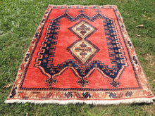 Tribal Persian area rug - bosphorusrugs  - 3