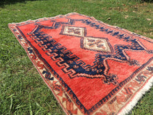Tribal Persian area rug - bosphorusrugs  - 5