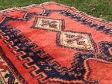 Tribal Persian area rug - bosphorusrugs  - 6