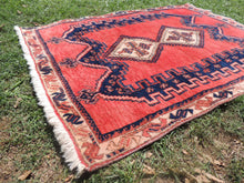 Tribal Persian area rug - bosphorusrugs  - 7