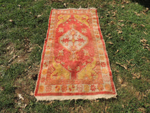 Handmade wool Turkish floor rug - bosphorusrugs  - 2