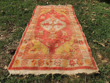 Handmade wool Turkish floor rug - bosphorusrugs  - 3