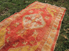 Handmade wool Turkish floor rug - bosphorusrugs  - 4