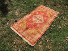 Handmade wool Turkish floor rug - bosphorusrugs  - 5
