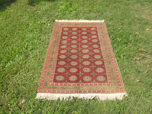 Turkish Kayseri Carpet With Bokhara Patterns - bosphorusrugs  - 2