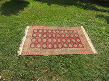 Turkish Kayseri Carpet With Bokhara Patterns - bosphorusrugs  - 4