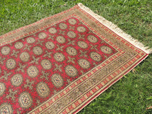 Turkish Kayseri Carpet With Bokhara Patterns - bosphorusrugs  - 5