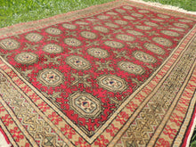 Turkish Kayseri Carpet With Bokhara Patterns - bosphorusrugs  - 7