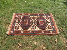 Hand Knotted Wool Turkish Area Rug - bosphorusrugs  - 3